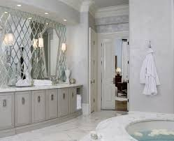 mirrored vanities for bathroom a bathroom vanity mirror with a mosaic design useful reviews of