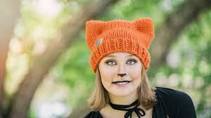 sly fox halloween costume makeup tutorial knitting patterns