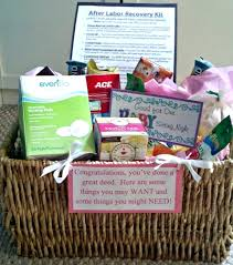 hospital gift basket hospital gift basket labor and delivery survival kit baby shower