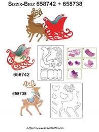santa reindeer coloring pages printable results