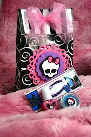 Halloween Themed Birthday Party Supplies by 258 Best Madaline U0027s Monster High Birthday Party Images On