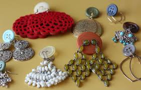 button earrings how to make button earrings 28 interesting diys and ideas guide