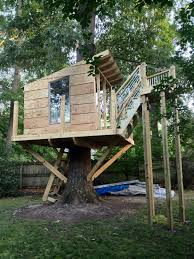 Backyard Treehouse Ideas Ideas Inspiring Treehouse Ideas For Creative And Unique Home
