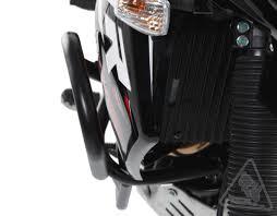 sw motech crash bars engine guards for kawasaki klr650 u002708 u002717
