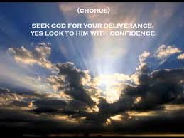 Seeking Song Seek God For Your Deliverance Song 133 Vocal Lyrics God Has