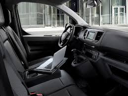 peugeot partner 2008 interior we supply aldershot town football club u0027s new kit van charters