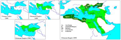 Map Of Ottoman Empire 1500 Whkmla History Of Ottoman Empire