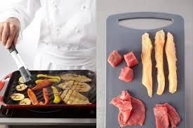 cuisine plancha facile recette de plancha de viande et légumes facile et rapide