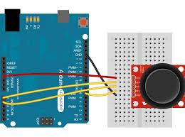 arduino joystickmousecontrol