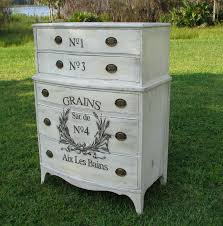 reserved for april shabby chic dresser painted furniture french