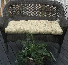 wicker loveseat indoor 28 images palm harbor indoor rattan and