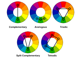 learn the basics of color theory to know what looks good color