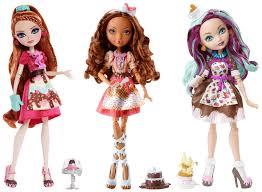 all after high dolls after high sugar coated cedar wood doll toys