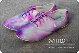 do it yourself galaxy shoes
