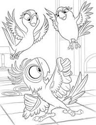 angry birds rio coloring pages free 17 http coloringonweb