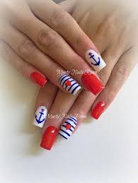 60 cute anchor nail designs anchor nail art anchor nail designs