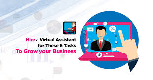 Virtual Kill House Edit Online by Hire A Virtual Assistant For These 6 Tasks To Grow Your Business