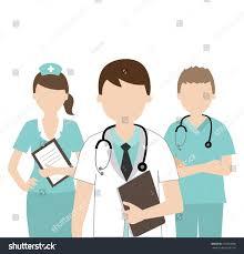 Doctor And Nurse Doctor Nurse Medical Stock Vector 273939698 Shutterstock