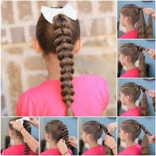 Little Girls Ponytail Hairstyles by Ponytail Hairstyles For Kids Easy Ponytail Hairstyles For Little