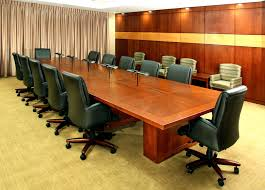 Small Boardroom Table Best Conference Room Tables And Chairs On Small Home Decoration