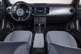 volkswagen new beetle interior new beetle denim cabrio limited edition joins vw u0027s lineup in la