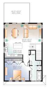 garage plan 76395 at familyhomeplans com contemporary cottage garage plan 76395 level two