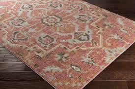 odd size area rugs fields pink area rug u0026 reviews allmodern