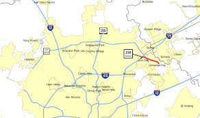 Tx State Map by Texas State Highway 218 Wikipedia