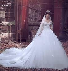 Princess Wedding Dresses Aliexpress Com Buy Off The Shoulder Princess Wedding Dresses