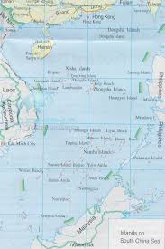 Spratly Islands Map South China Sea Island Map Of South China Sea Islands