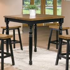 High Dining Room Tables Sunny Designs Sedona Counter Height Dining Table Hayneedle