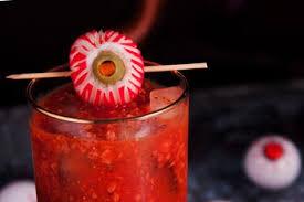 Drink Garnishes 11 Creepy Cocktail Garnishes
