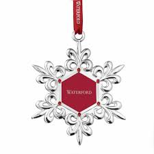decor silver snowflake waterford christmas ornaments for home enchanting waterford christmas ornaments for home decoration ideas silver snowflake waterford christmas ornaments for home