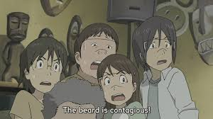 Contagious by The Beard Is Contagious Neckbeard Know Your Meme