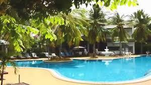 first bungalow beach resort koh samui true beachfront com youtube