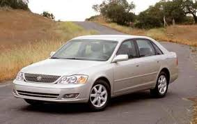toyota avalon type 2002 toyota avalon gas type specs view manufacturer details
