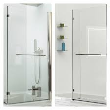 kudos inspire l shaped showerbath screen uk bathrooms