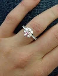 engagement wedding rings wedding rings 18k yellow gold flower engagement ring