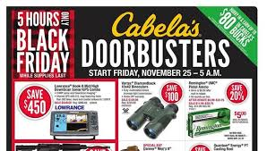 black friday gps first cabela u0027s black friday 2016 ad after the bass pro acquisition
