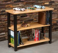 Bookshelf End Table Bookshelf Table Ash Caretta Workspace