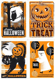 10 cool holiday cards for halloween