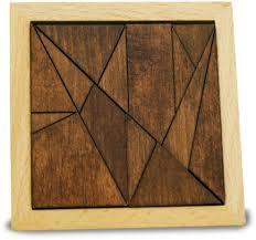 tangram puzzle true genius geometric tangram puzzle 852425006453 item