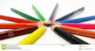 nice pencils array of color pencils stock images image 6051774