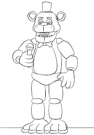 fnaf mangle coloring pages free printable five nights at freddy s coloring pages fnaf