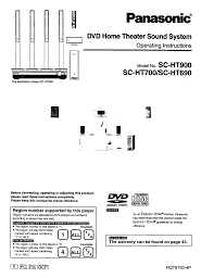 panasonic home theater manual download free pdf for panasonic sc ht690 home theater manual