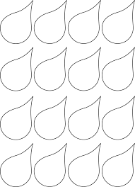 coloring pages water in drop page creativemove me