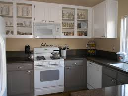 Painted Black Kitchen Cabinets Best 25 Before After Kitchen Ideas On Pinterest Before After
