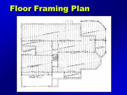 Floor Framing Plan By Walter C Brown And Daniel P Dorfmueller Ppt Video Online