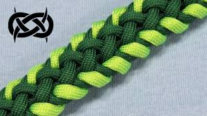 paracord bracelet youtube images How to make a tiat 39 s samadhi sinnet paracord bracelet jpg