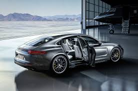 2016 porsche panamera e hybrid 2017 porsche panamera gains long wheelbase executive variants